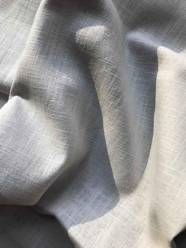 linnen kussenhoes grijs lichaamskussen