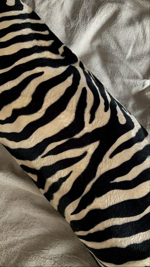 Zebra kussensloop