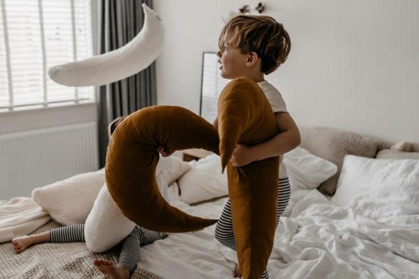 maankussen teddy